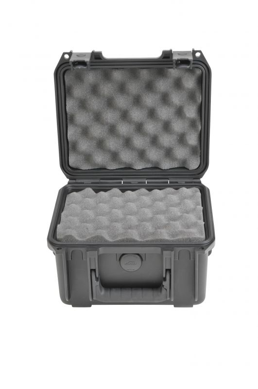 SKB iSeries 0907-6 Waterproof Utility Case with layered foam