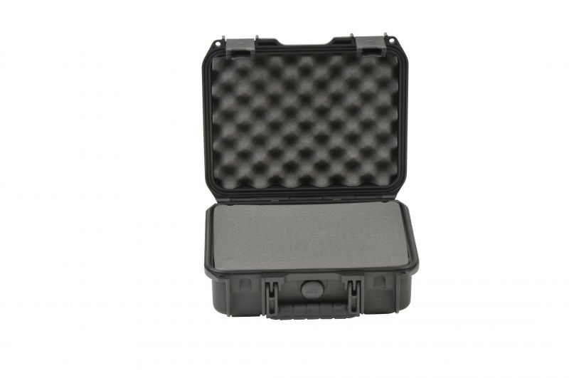 SKB iSeries 1209-4 Waterproof Utility Case with cubed foam