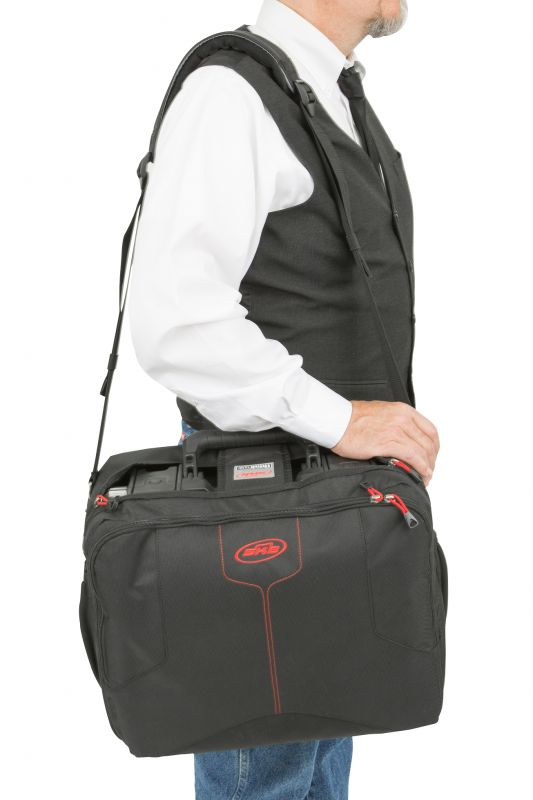 SKB iSerie 1510-6 Kofferhülle Think Tank Design