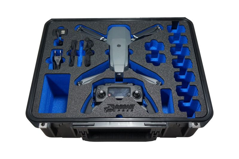 DroneCases ® DJI Mavic Pro Endless-Flight Transportkoffer