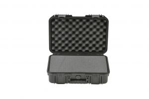 SKB iSeries 1610-5 Waterproof Utility Case with cubed foam